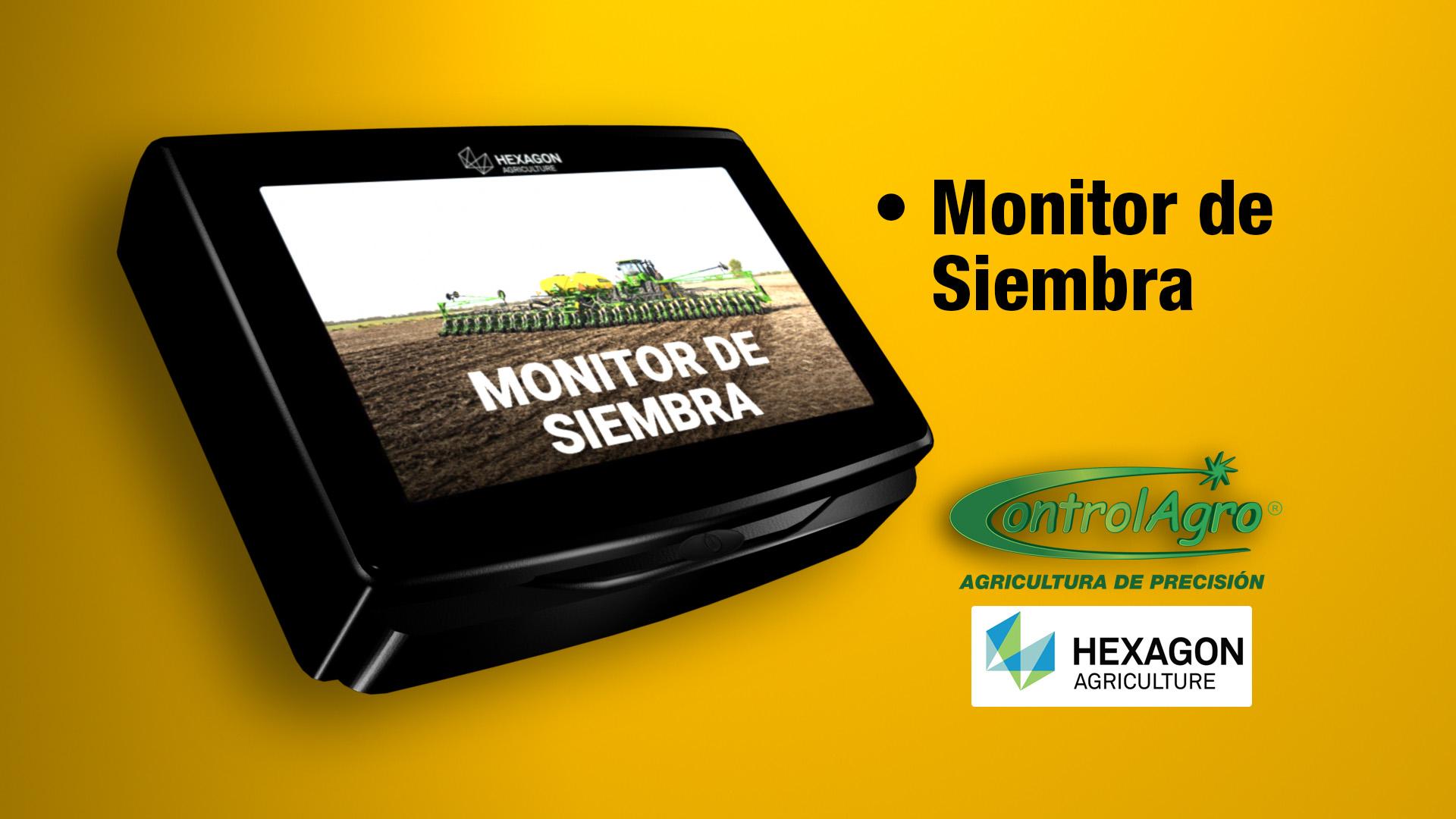 Monitor de Siembra