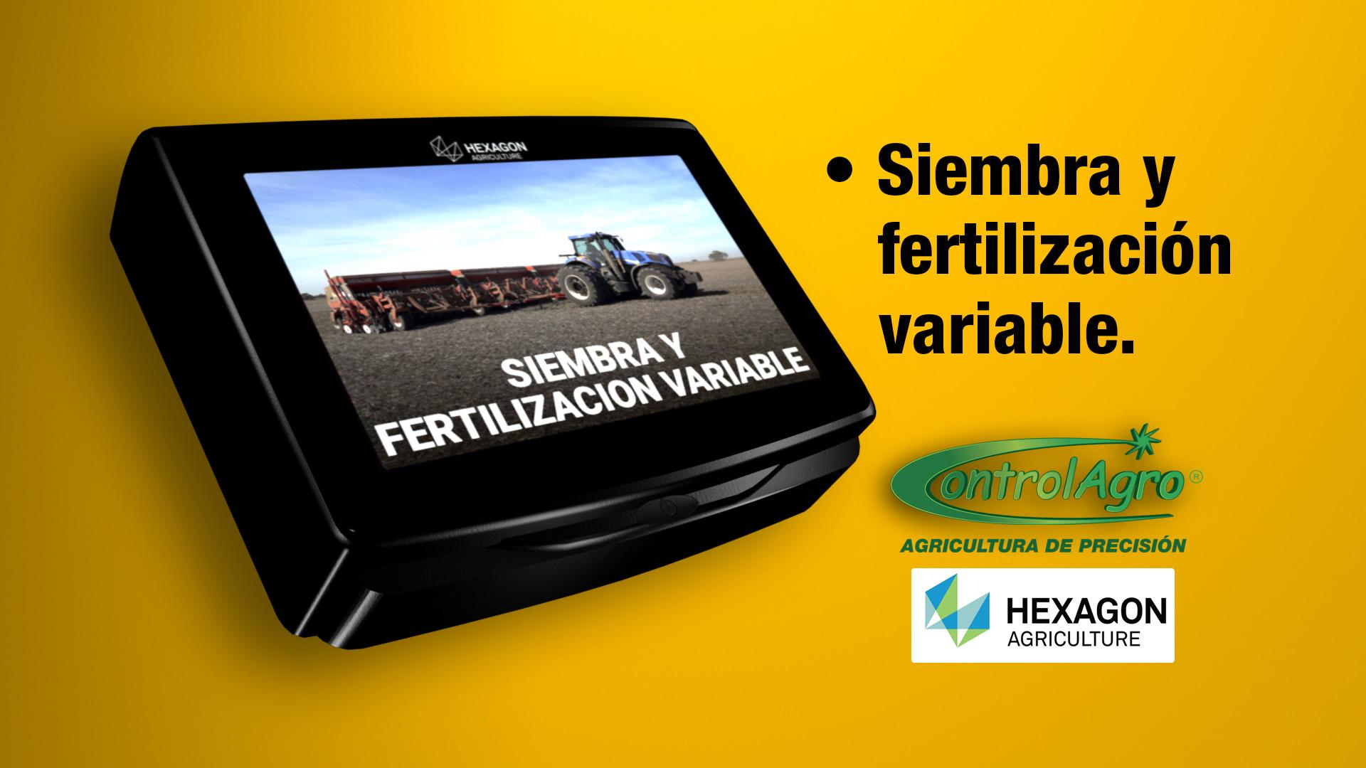 Siembra y Fertilización Variable